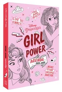 DISNEY PRINCESSES - AGENDA 2019-2020 - GIRL POWER