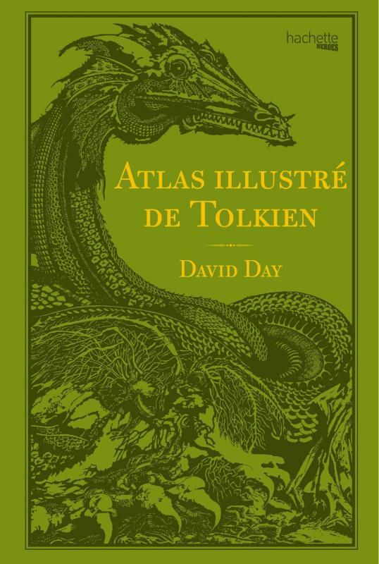 ATLAS ILLUSTRE DE TOLKIEN