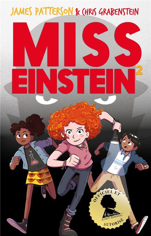 Miss einstein - tome 2