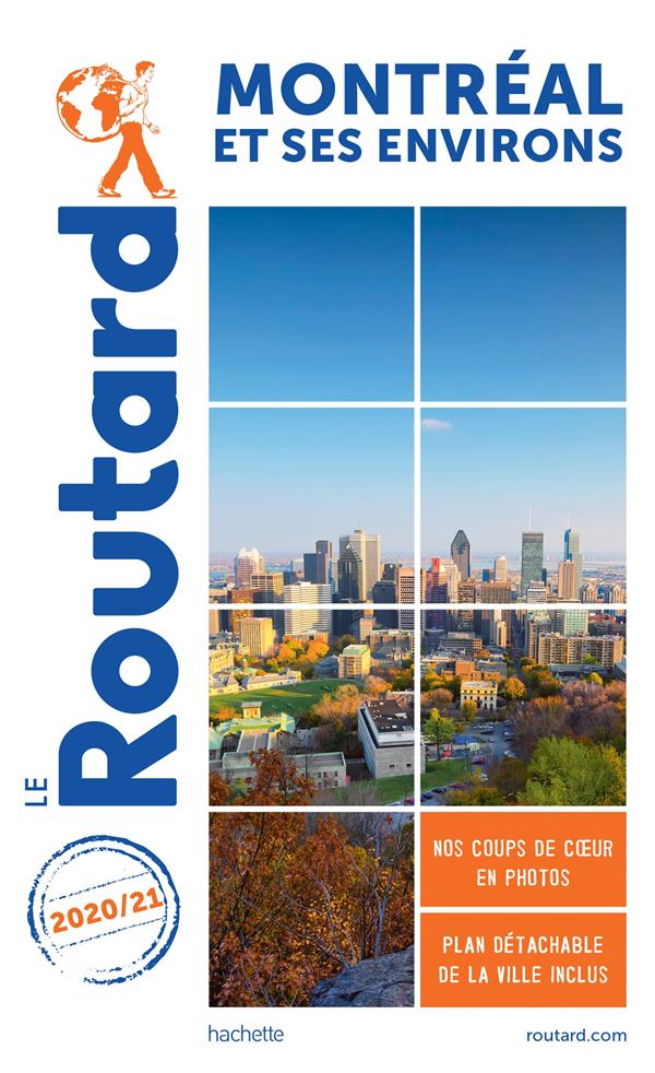 Guide du routard montreal 2020/21