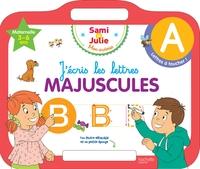 SAMI ET JULIE - ARDOISE J'ECRIS LES LETTRES MAJUSCULES 3-5 ANS