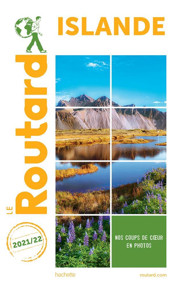 Guide du routard islande 2021/22