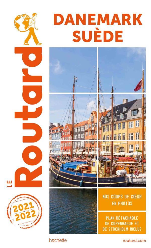 Guide du routard danemark, suede 2021/22