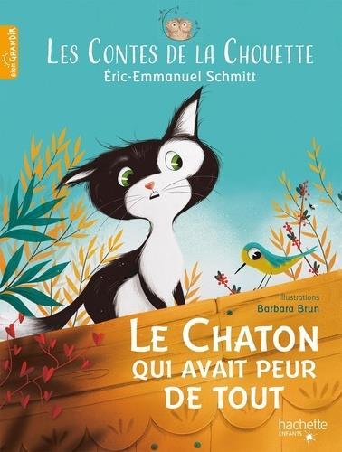 Les contes de la chouette - le chaton qui avait peur de tout