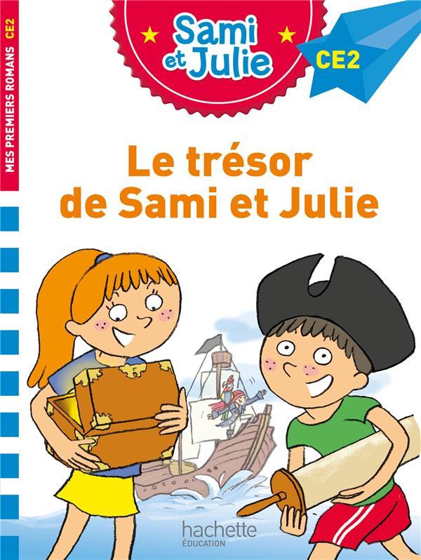Sami et julie ce2 : le tresor de sami et julie