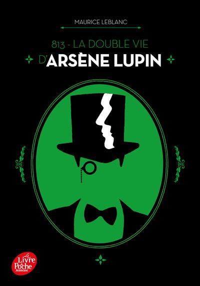 813 - la double vie d'arsene lupin - nouvelle edition a l'occasion de la serie netflix