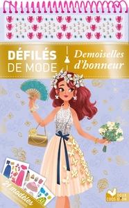 DEMOISELLES D'HONNEUR - BLOC A SPIRALE