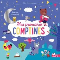 MES PREMIERES COMPTINES - LIVRE AVEC CD