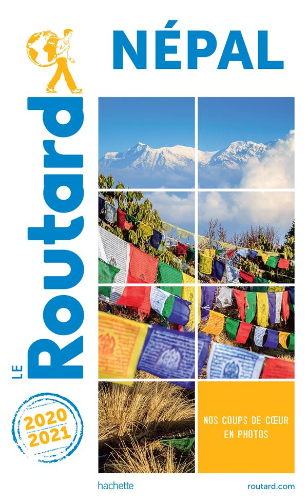 Guide du routard nepal 2020/21