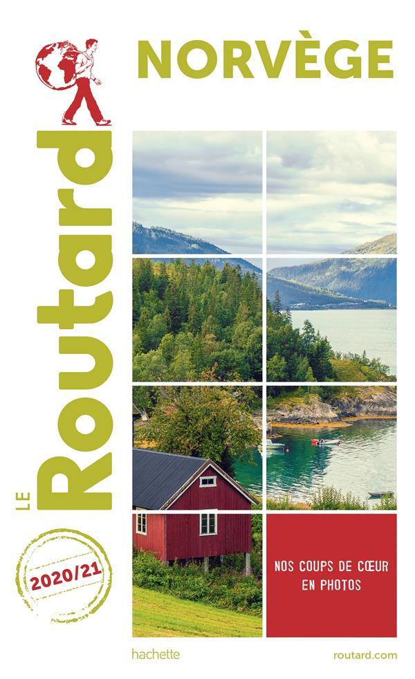 Guide du routard norvege 2020/21 - (+ malmo et goteborg)