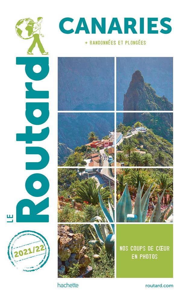 Guide du routard canaries 2021
