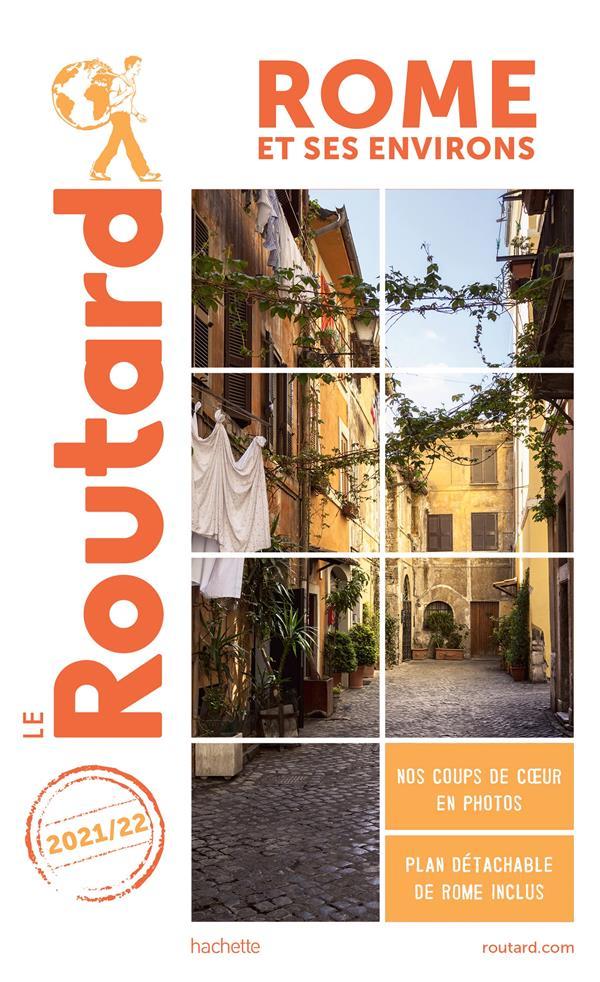 Guide du routard rome et ses environs 2021
