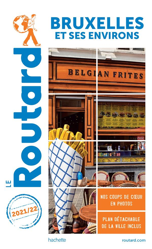 Guide du routard bruxelles 2021/22