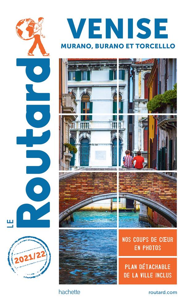 Guide du routard venise 2021