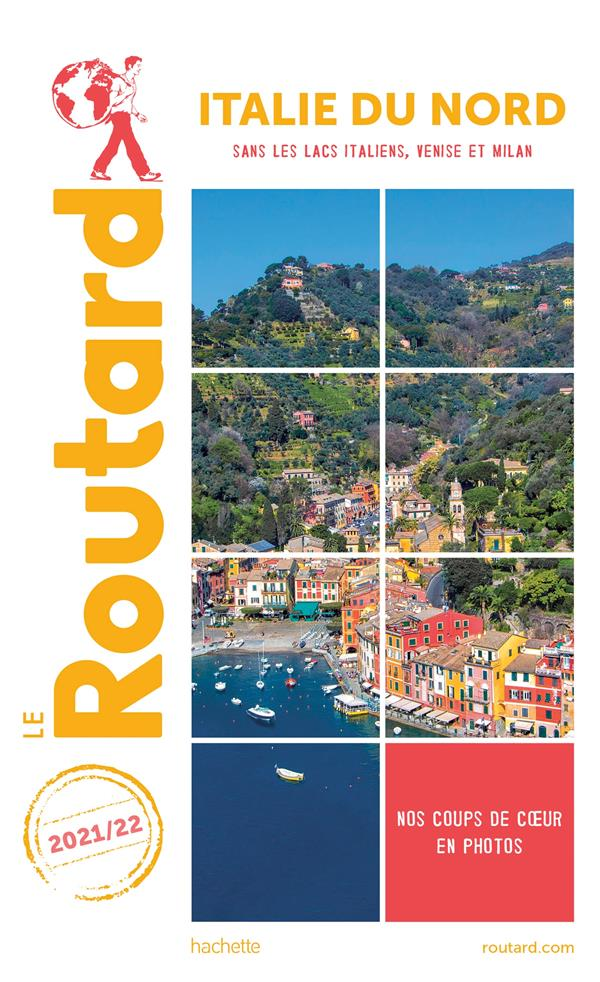 Guide du routard italie du nord 2021