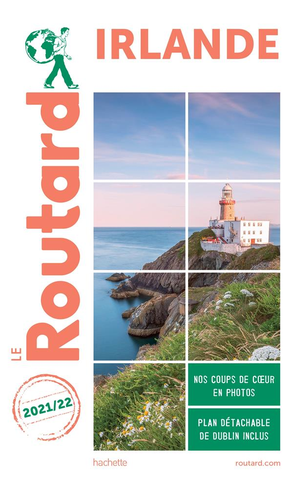 Guide du routard irlande 2021/22