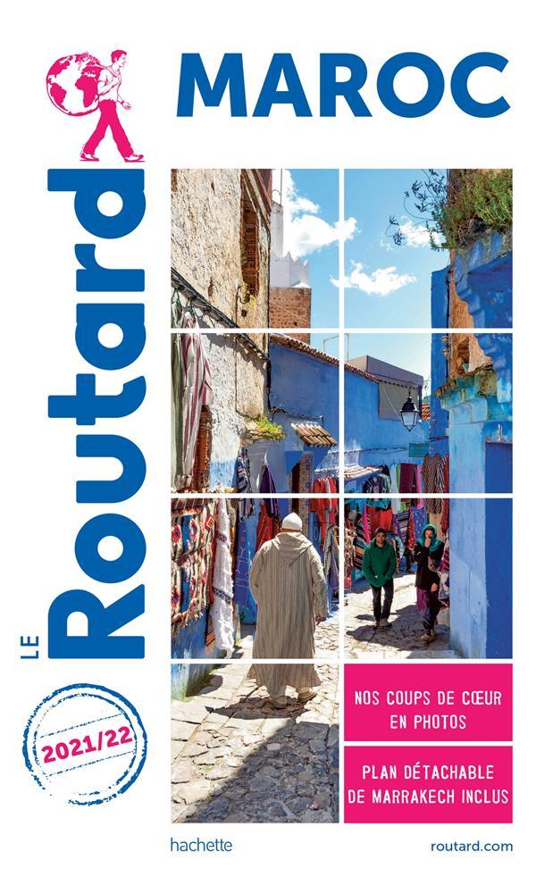Guide du routard maroc 2021/22