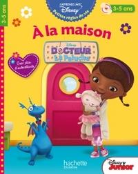 DOCTEUR LA PELUCHE A LA MAISON 3-5 ANS
