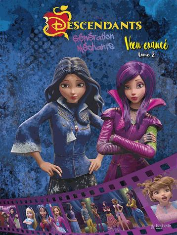 DESCENDANTS - T01 - DESCENDANTS WICKED WORLD T2