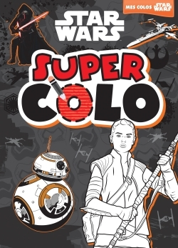 REY, STAR WARS VII, SUPER COLO