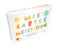 CARTES MEDITATION - POUR AIDER LES PETITS A S'APAISER - DE 3 A 5 ANS