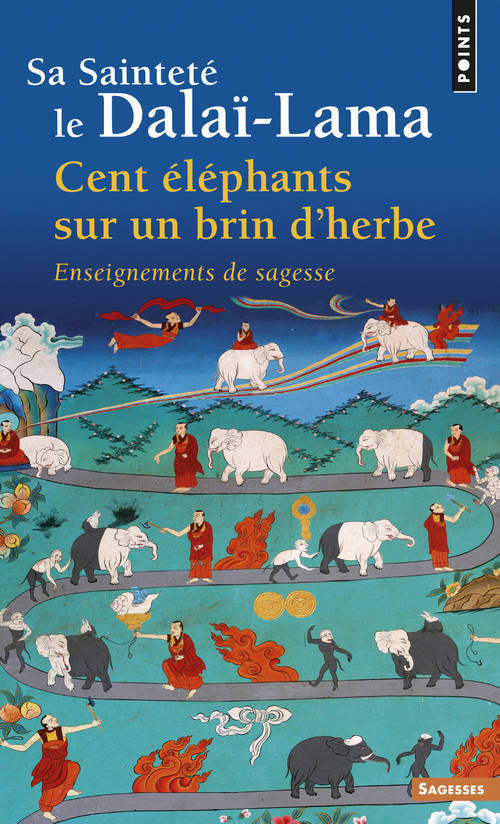 CENT ELEPHANTS SUR UN BRIN D'HERBE. ENSEIGNEMENTS