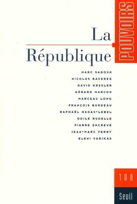 POUVOIRS, N  100, LA REPUBLIQUE