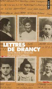 LETTRES DE DRANCY