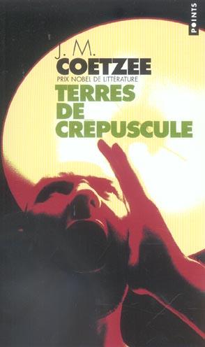 TERRES DE CREPUSCULE