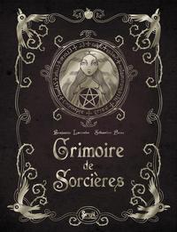 """GRIMOIRE DE SORCIERES. ALBUM DE """"GENEALOGIE D'UNE SORCIERE"""""""