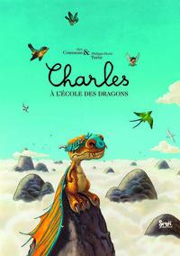 CHARLES A L'ECOLE DES DRAGONS
