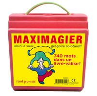MAXIMAGIER. 740 MOTS DANS UN LIVRE-VALISE !
