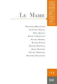 POUVOIRS, N  148. LE MAIRE - VOL48