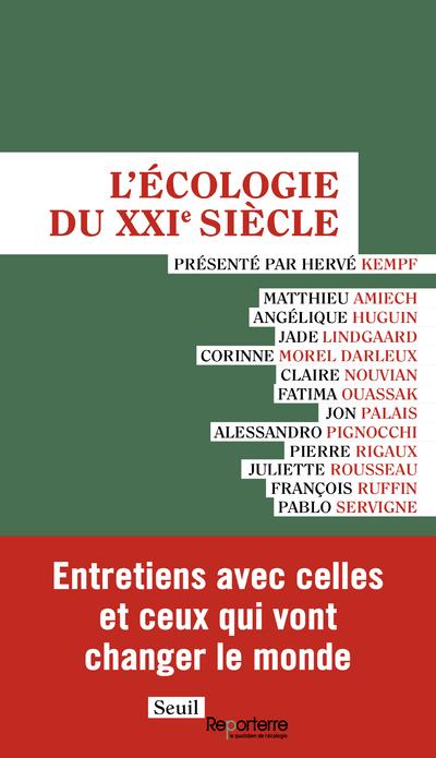 L'ECOLOGIE DU XXIE SIECLE