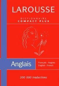 COMPACT PLUS FRANCAIS-ANGLAIS