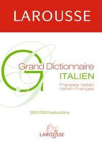GRAND DICTIONNAIRE FRANCAIS-ITALIEN