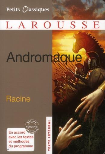 Andromaque - special lycee