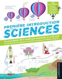 PREMIERE INTRODUCTION AUX SCIENCES