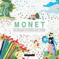 COLORIAGES MYSTERES MONET
