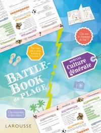 MON BATTLE BOOK DE PLAGE SP CULTURE GENERALE