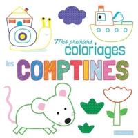 Mes premières comptines à colorier