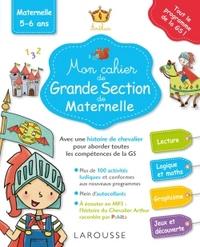 MON CAHIER DE GRANDE SECTION DE MATERNELLE