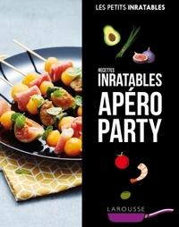 RECETTES INRATABLES APERO PARTY