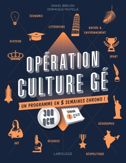 OPERATION CULTURE GE !