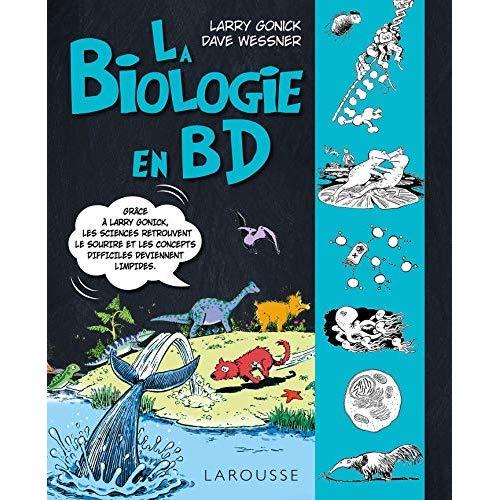 La biologie en bd