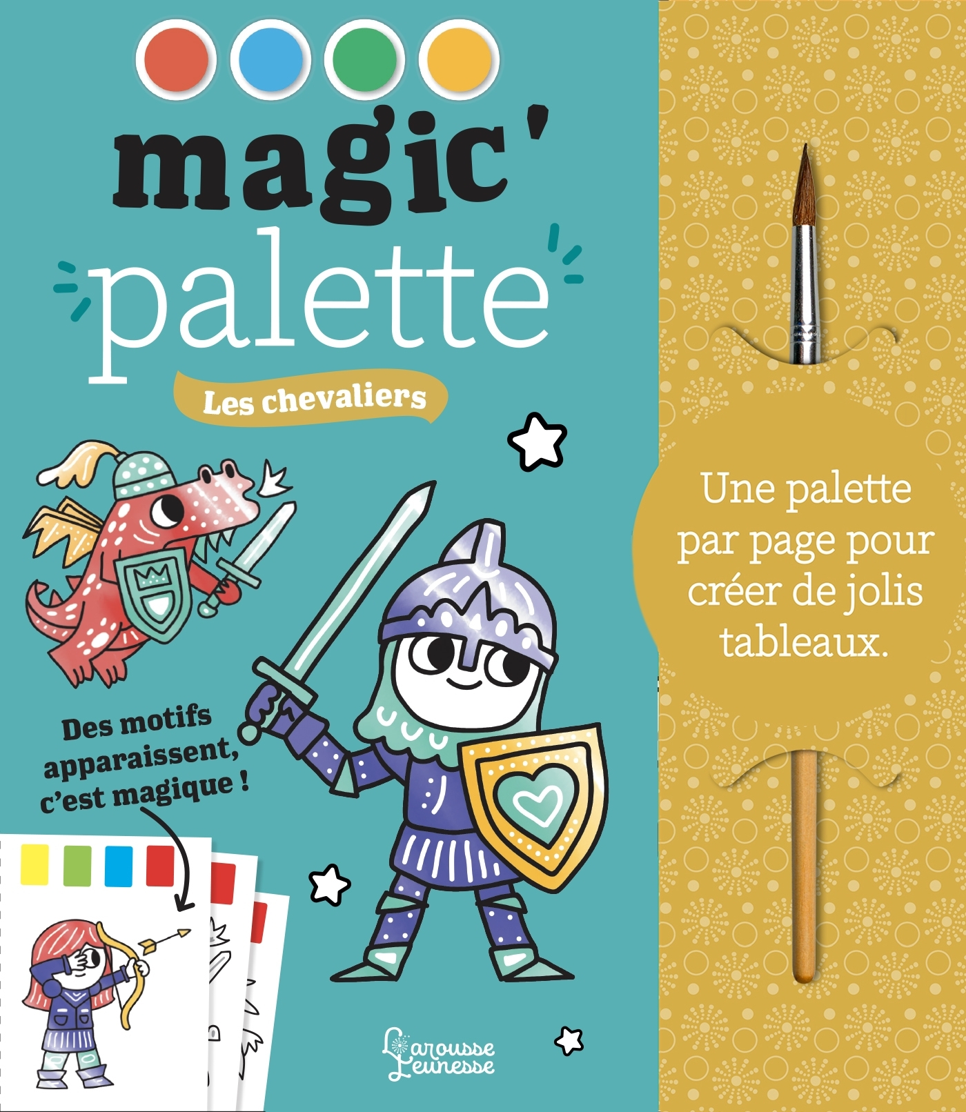 MAGIC'PALETTE : LES CHEVALIERS