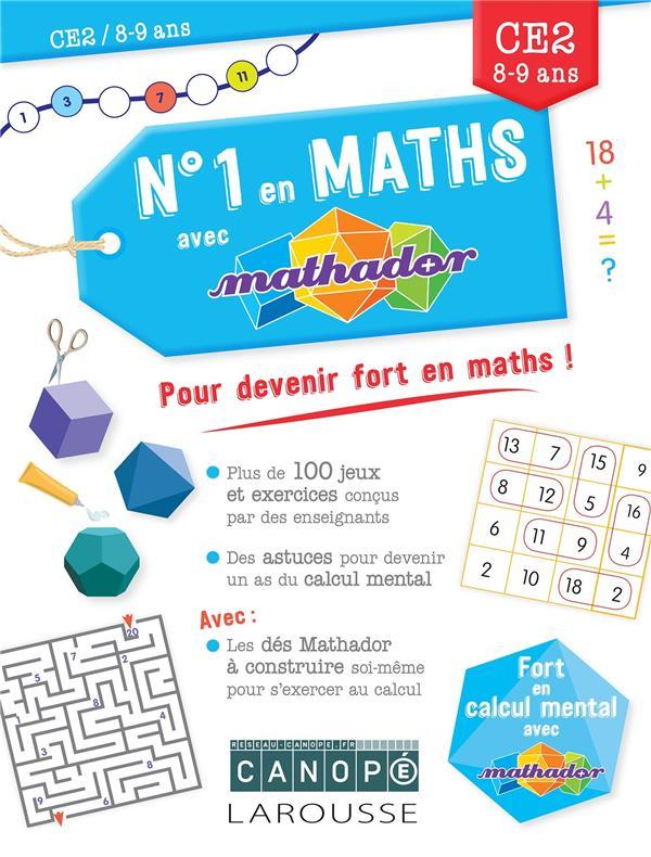 Numero 1 en maths avec mathador ce2