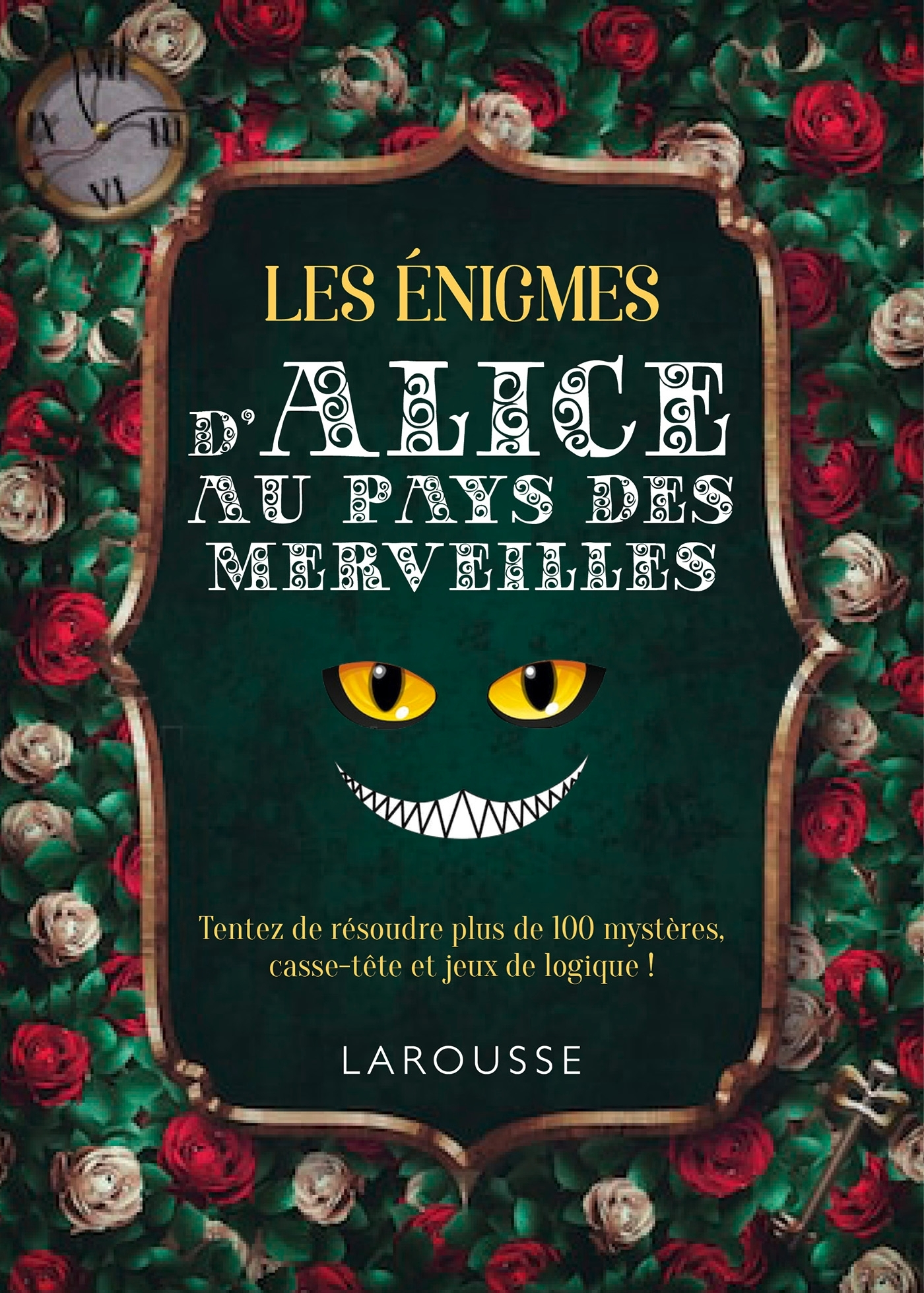 130 ENIGMES D'ALICE AU PAYS DES MERVEILLES