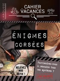 CAHIER DE VACANCES LAROUSSE (ADULTES) SPECIAL ENIGMES