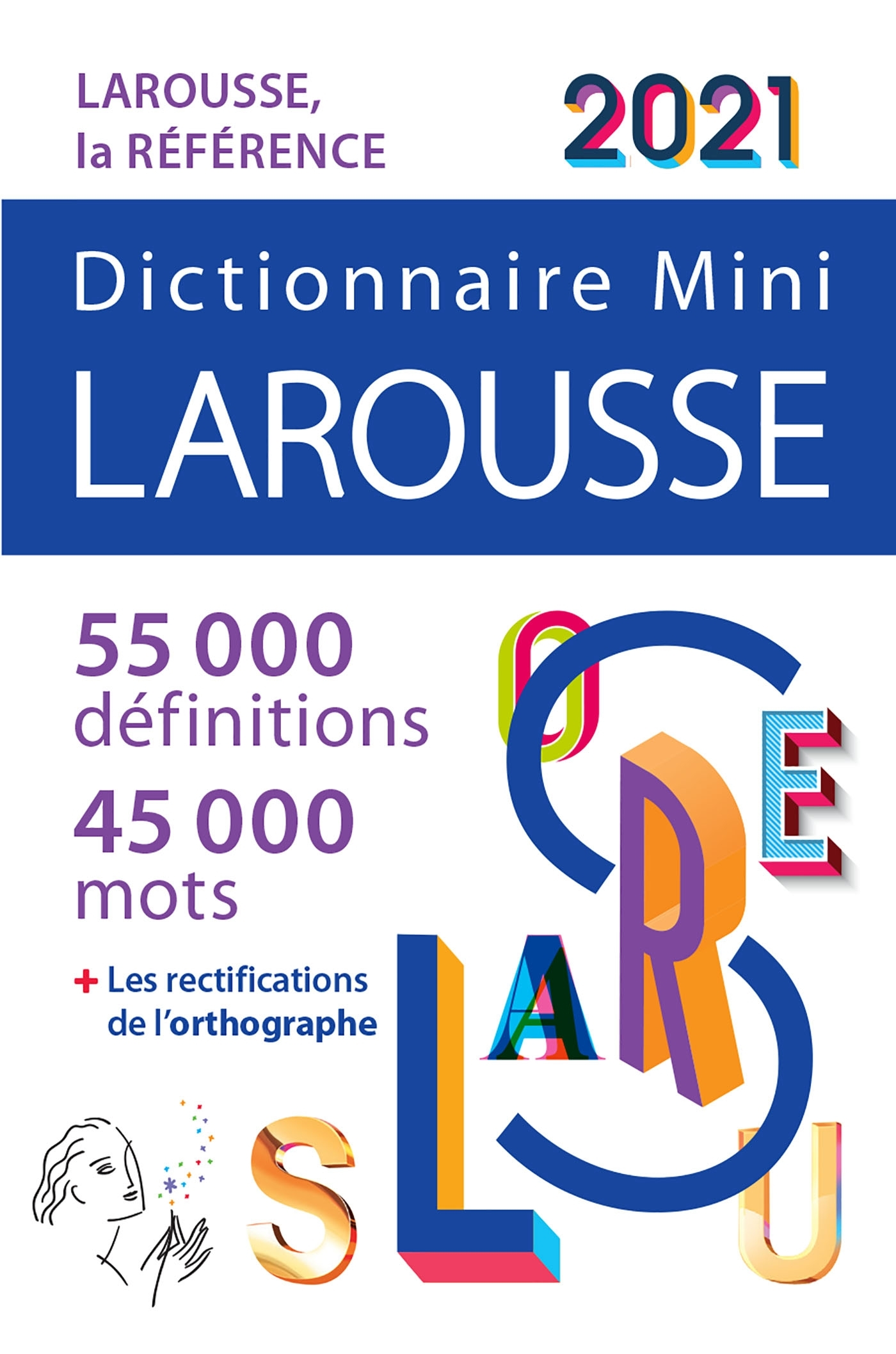 DICTIONNAIRE LAROUSSE MINI 2021